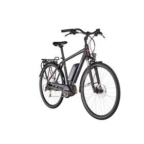 Ortler Bergen 400 Bicicletta elettrica da trekking nero